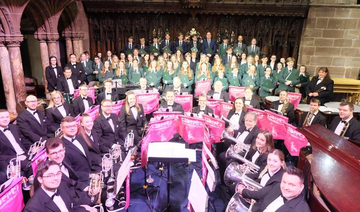 Abbey Gate College Chapel Choir Star in the Spirit of Christmas Concert thumbnail image