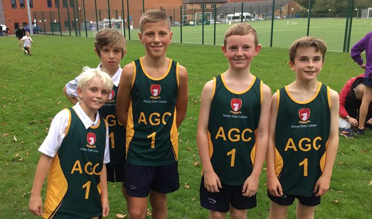 Chester and District Cross Country Champions thumbnail image