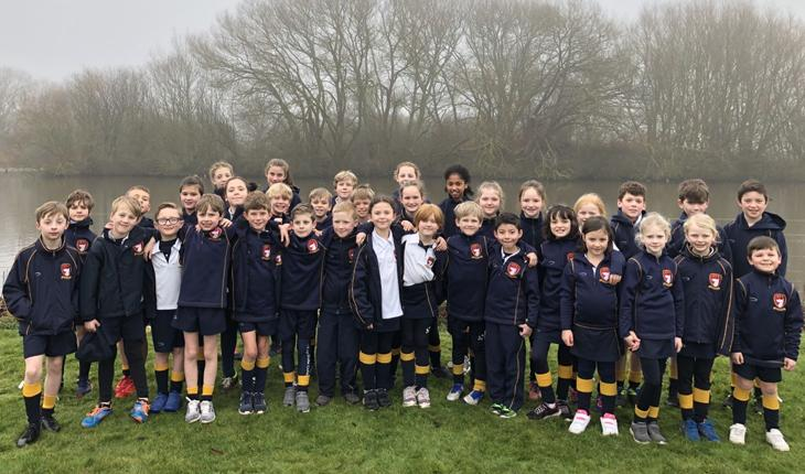 Junior Cross Country Team Perform Admirably at Scarisbrick Hall thumbnail image
