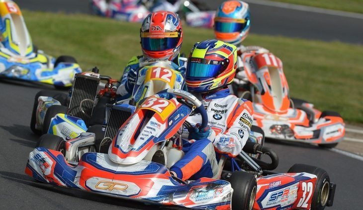 Luis is named 2020 UK's Ultimate Karting Champion thumbnail image
