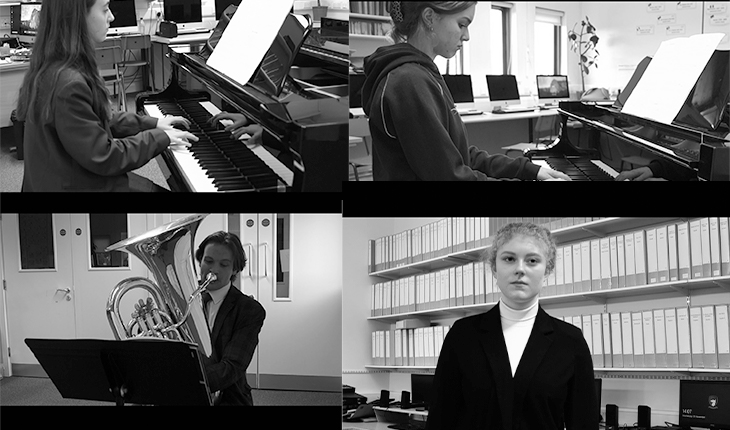 High Grades in Digital Music Assessments thumbnail image