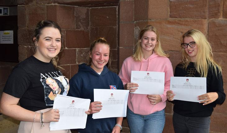 Abbey Gate College Celebrates 100% Pass Rate at A Level thumbnail image