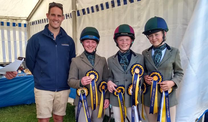 Squad Achieve Second Place at Flagship Equestrian Event thumbnail image