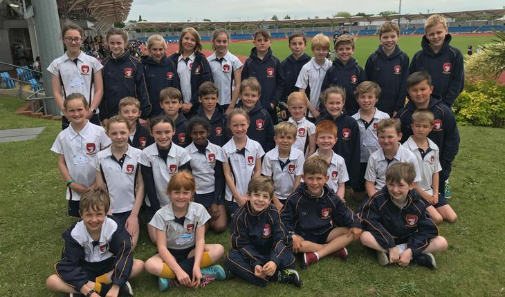 Junior Athletics Team Compete at ISA Regional Athletics Tournament thumbnail image