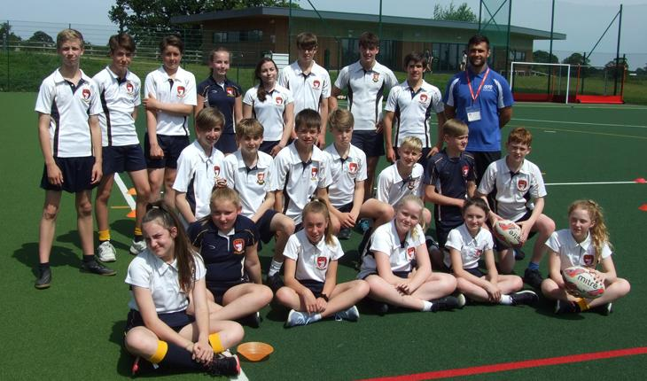 Sporting Excellence Celebrated at Abbey Gate College thumbnail image