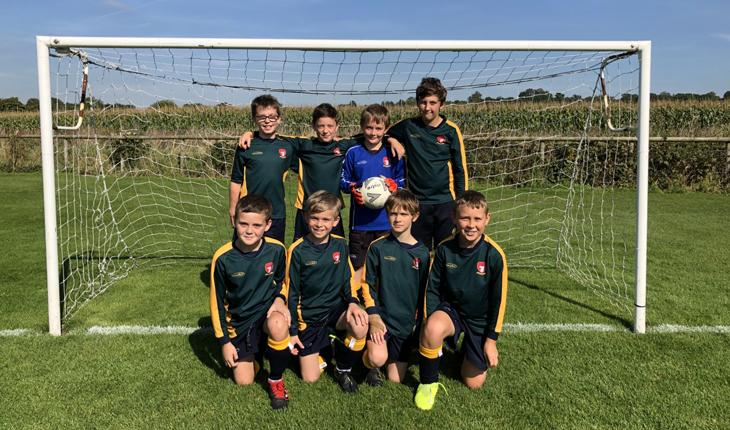 Match Report: U11s Battle in AJIS Cup Football Tournament thumbnail image