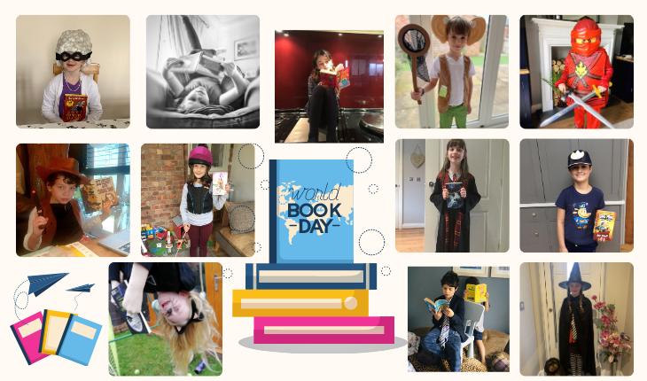 Juniors Celebrate World Book Day thumbnail image