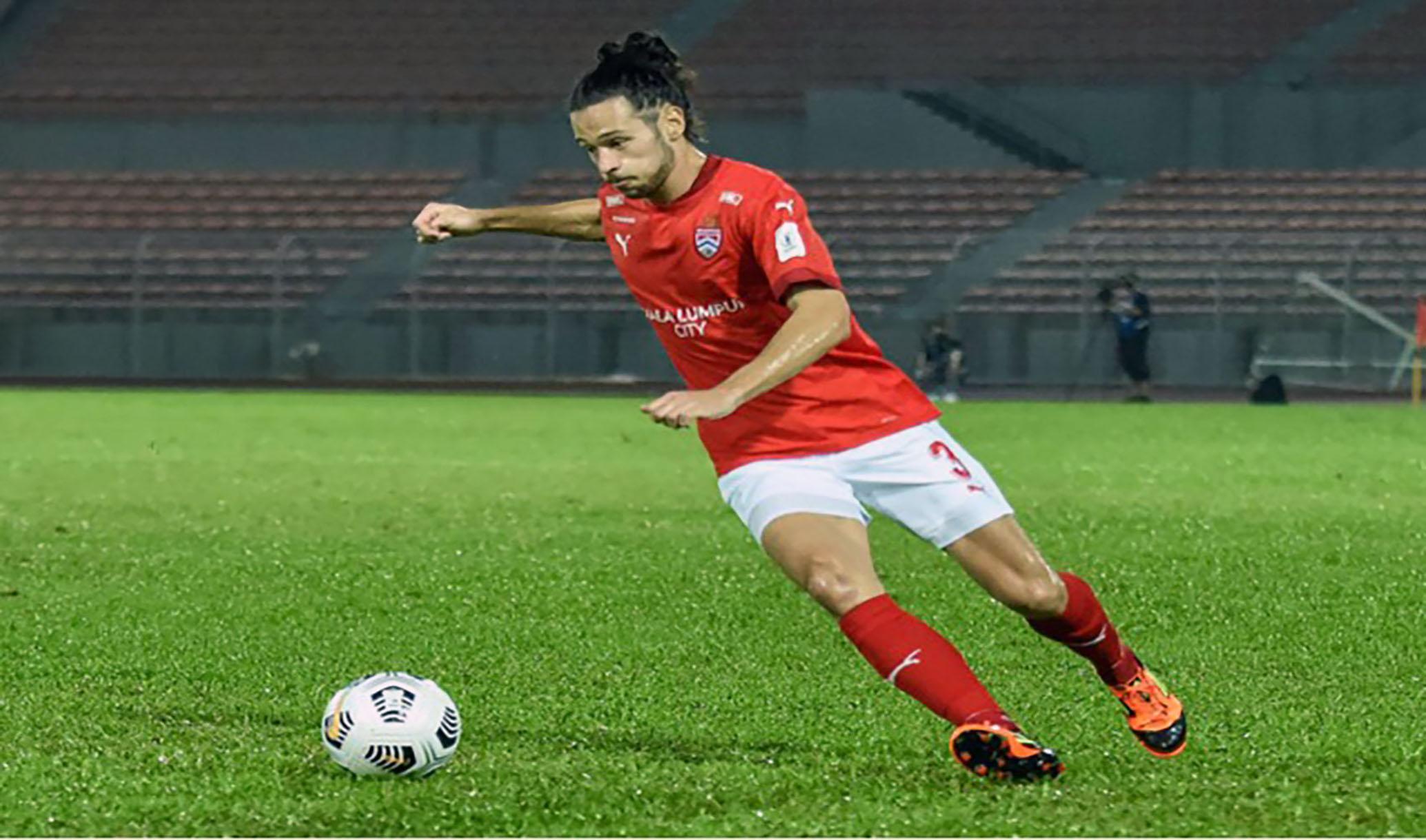 Former Pupil Daniel Ting Shines in Malaysian Super League Football thumbnail image
