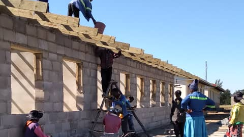 Students Raise Money to Fund Building Materials for School in Eswatini thumbnail image