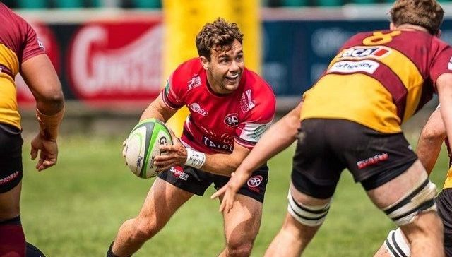 Alex Schwarz's Successful Career in Rugby Union thumbnail image
