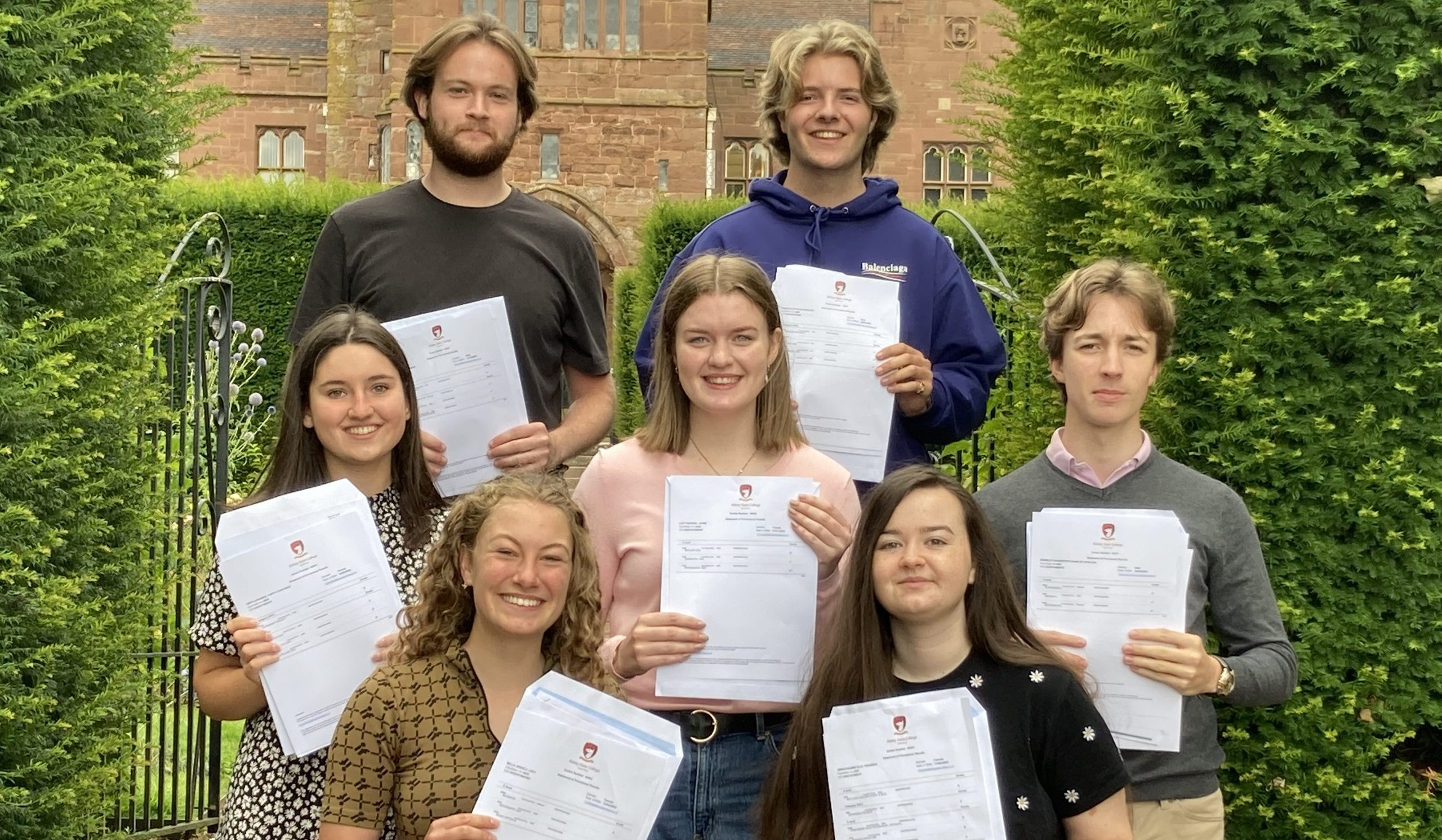 Abbey Gate College Celebrates a 100% A Level Pass Rate thumbnail image