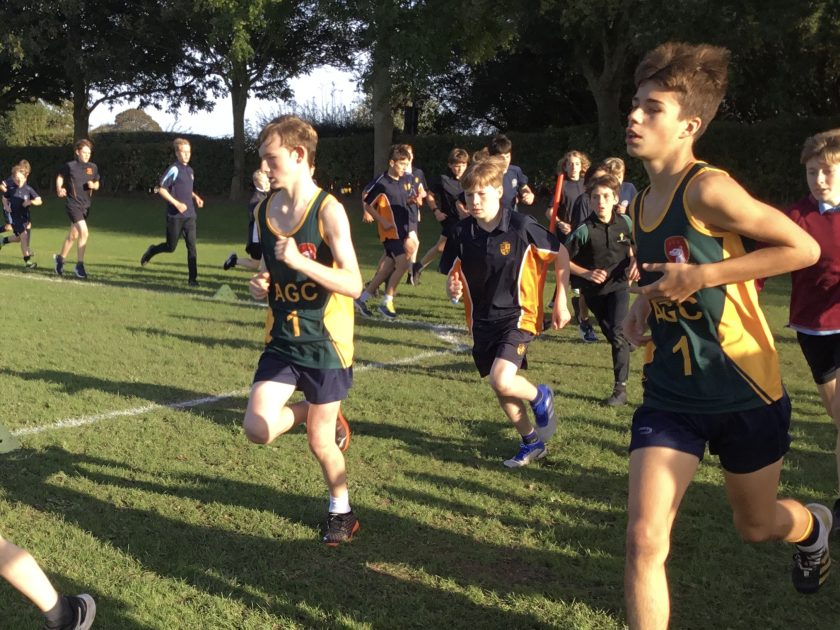 Senior School Chester and District Cross Country Round-Up thumbnail image