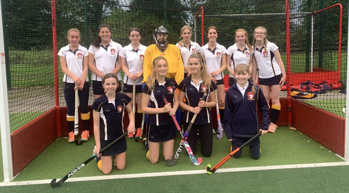 Abbey Gate College – Seniors Hockey Update; Back to Competition! thumbnail image
